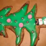 juletrækage
