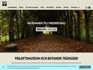 http://www.fredriksdal.se/