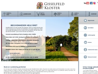 http://www.gisselfeld-kloster.dk/content/Oplevelser.aspx
